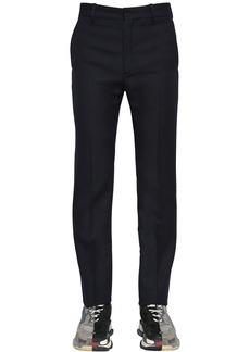 Balenciaga 19cm Classic Wool Pants