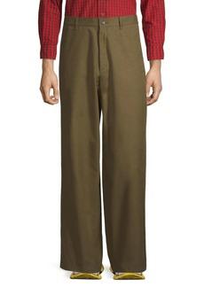 Balenciaga Baggy Cotton Pants