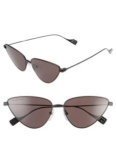 Balenciaga 59mm Cat Eye Sunglasses