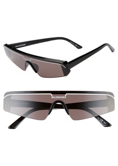 Balenciaga 99mm Shield Sunglasses