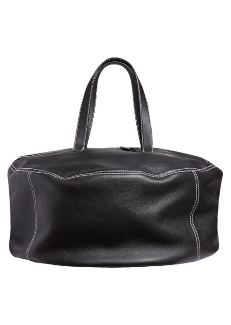b260e42c662e Balenciaga Balenciaga Air Hobo extra-large leather tote