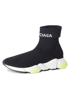 Balenciaga Speed Trainer Cuffed Sneaker (Men)
