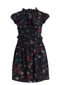 Balenciaga Baby Doll Plastron dress