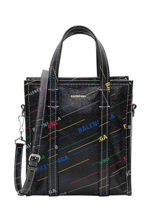 Balenciaga Bazar Graffiti Xs Bag