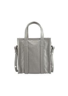 Balenciaga Bazar Leather Shopper XS AJ Tote Bag