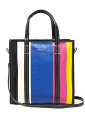 Balenciaga Bazar leather tote