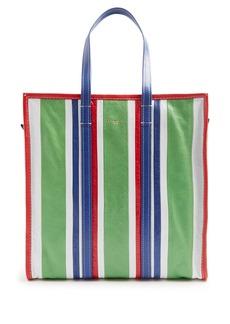 Balenciaga Bazar medium grained-leather tote