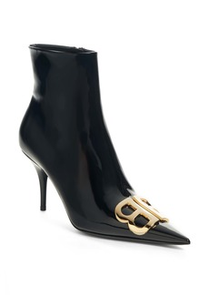 Balenciaga BB Pointy Toe Bootie (Women)