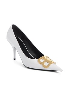 Balenciaga BB Pointy Toe Pump (Women)