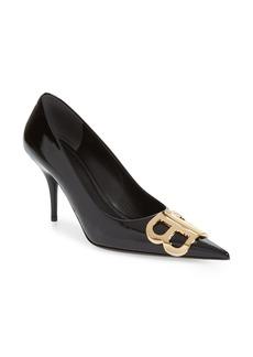 Balenciaga BB Pointy Toe Pump (Women)