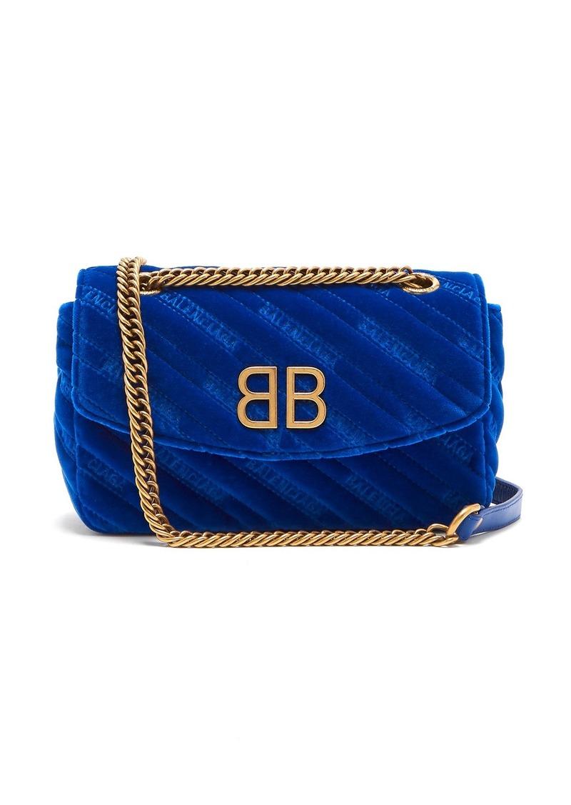 b277922d84e96d On Sale today! Balenciaga Balenciaga BB Round bag