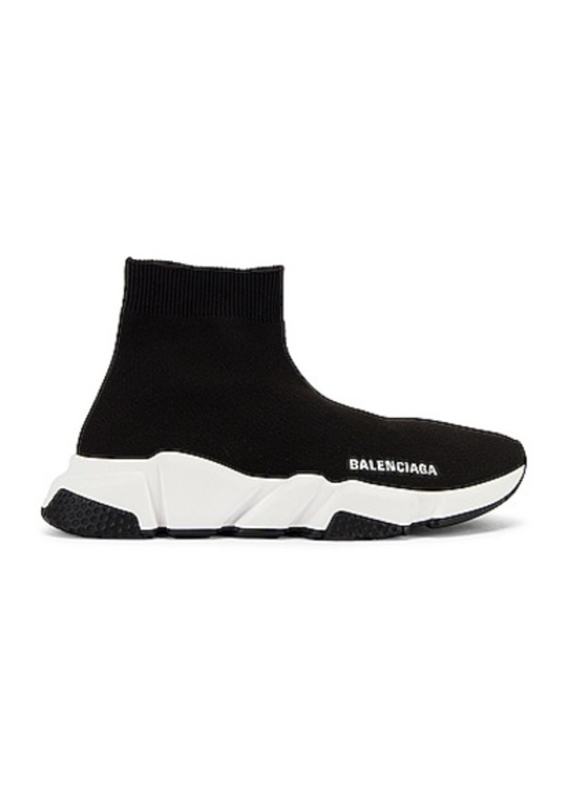 Balenciaga Bicolor Speed Sneakers