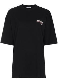 Balenciaga Black Logo T-Shirt