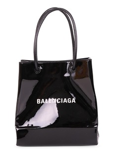Balenciaga Black Shopping Tote Xxs