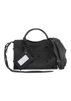 Balenciaga Blackout City Extra Small Satchel Bag