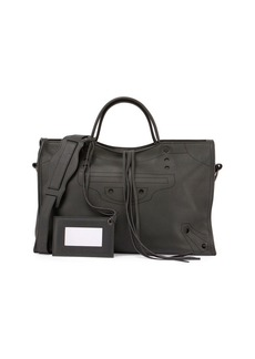Balenciaga Blackout City Small Shoulder Bag