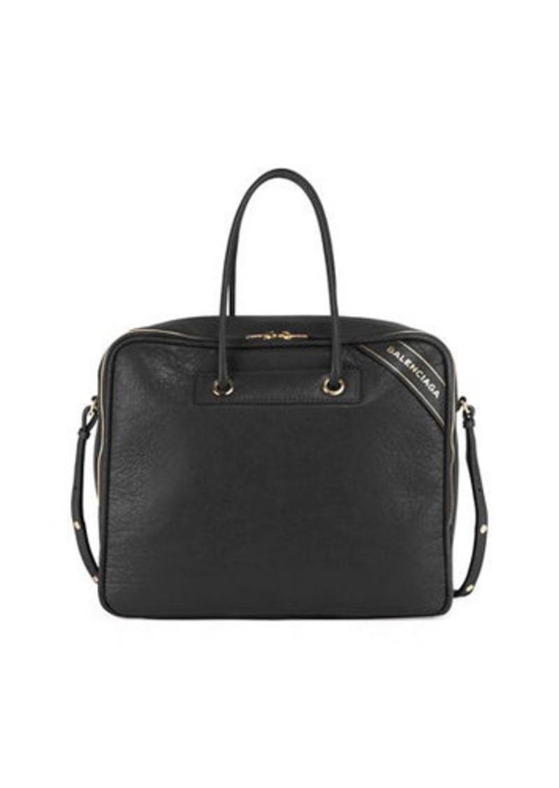 Balenciaga Balenciaga Blanket Square Medium AJ Quilted Tote Bag ... : leather quilted bag - Adamdwight.com