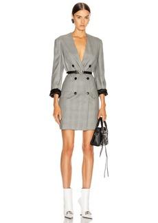 Balenciaga Blazer Dress