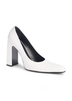 Balenciaga Block Heel Pump (Women)