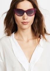 911c186de2f6 Balenciaga Bold Cat Eye Sunglasses Balenciaga Bold Cat Eye Sunglasses ...