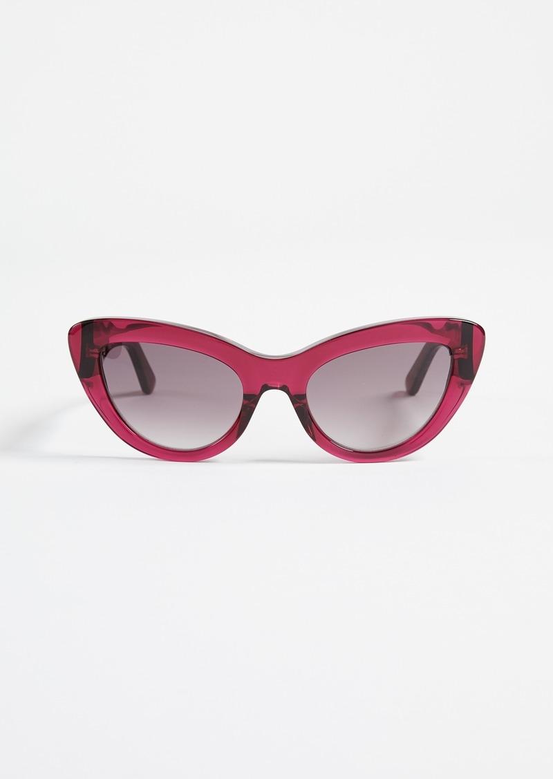 59a887548f4d Balenciaga Balenciaga Bold Cat Eye Sunglasses | Sunglasses