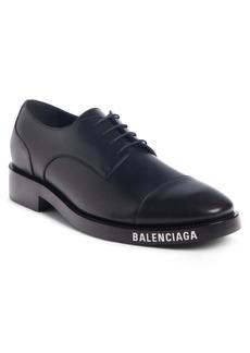 Balenciaga Cap Toe Derby (Men)