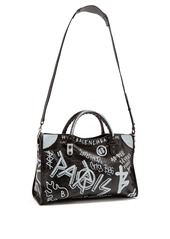 Balenciaga Classic City Graffiti bag
