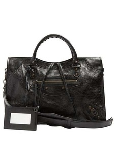 Balenciaga Classic City leather shoulder bag