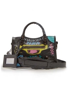 Balenciaga Classic City Mini Graffiti