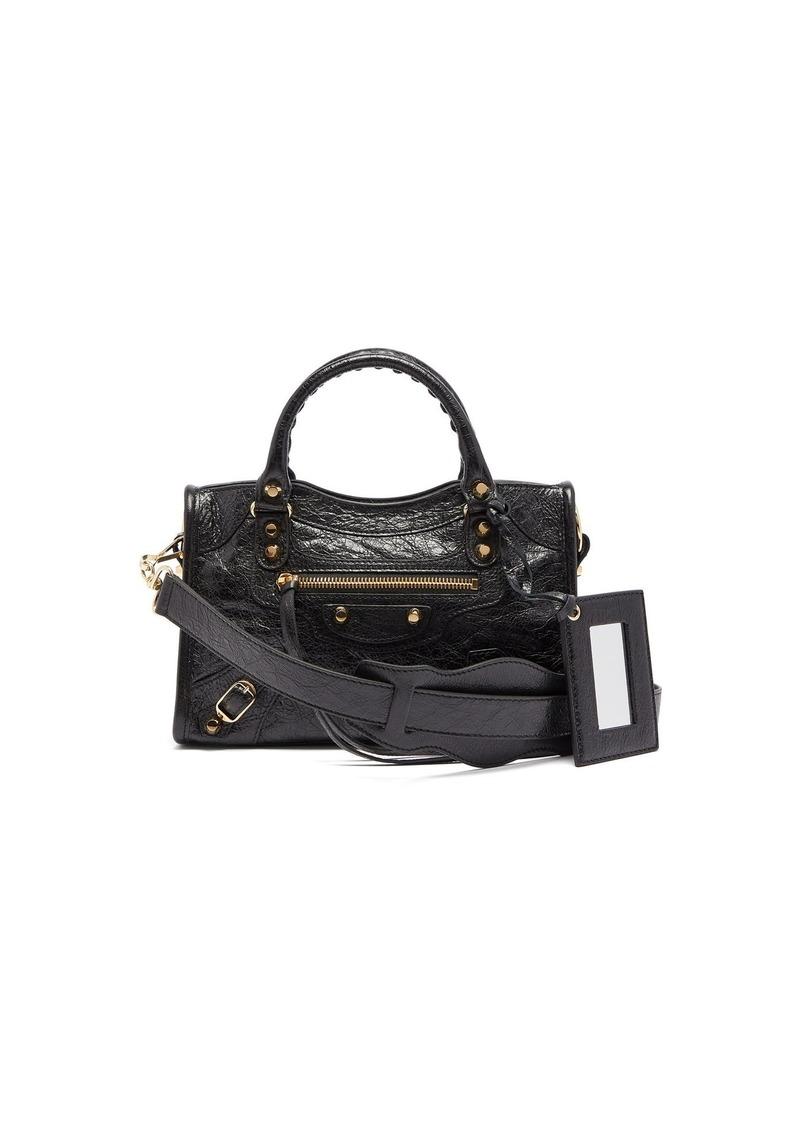 Balenciaga Classic City nano leather bag