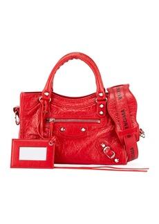 Balenciaga Classic Mini City AJ Shoulder Bag