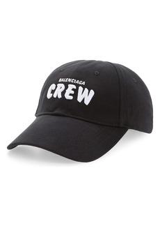 Balenciaga Crew Baseball Cap