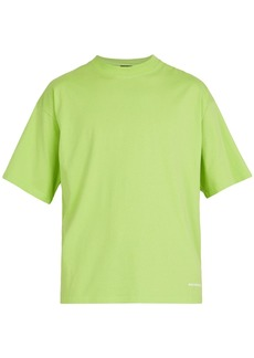 Balenciaga Crew-neck cotton-jersey T-shirt
