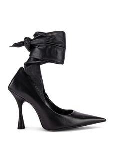 Balenciaga Dance Knife Wrap Around Pumps