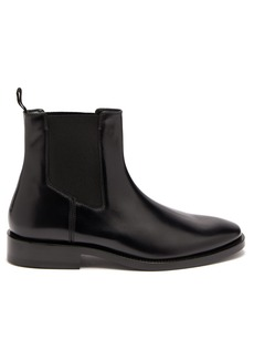 Balenciaga Evening leather chelsea boots