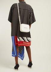 Balenciaga Everyday camera leather cross-body bag