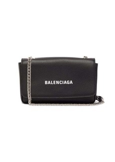 Balenciaga Everyday L leather cross-body bag