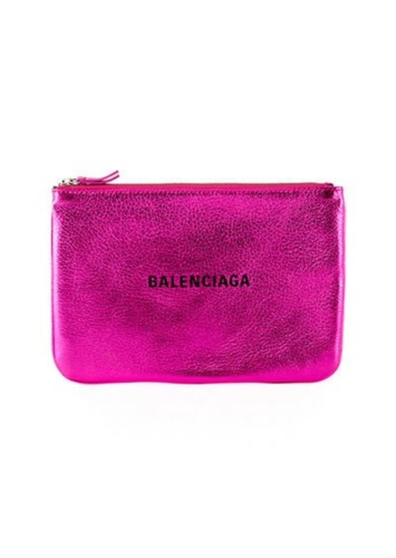 Balenciaga Everyday Large Pouch Clutch Bag