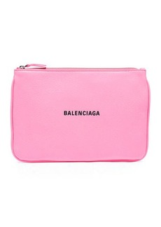 Balenciaga Everyday Large Zip Card Case