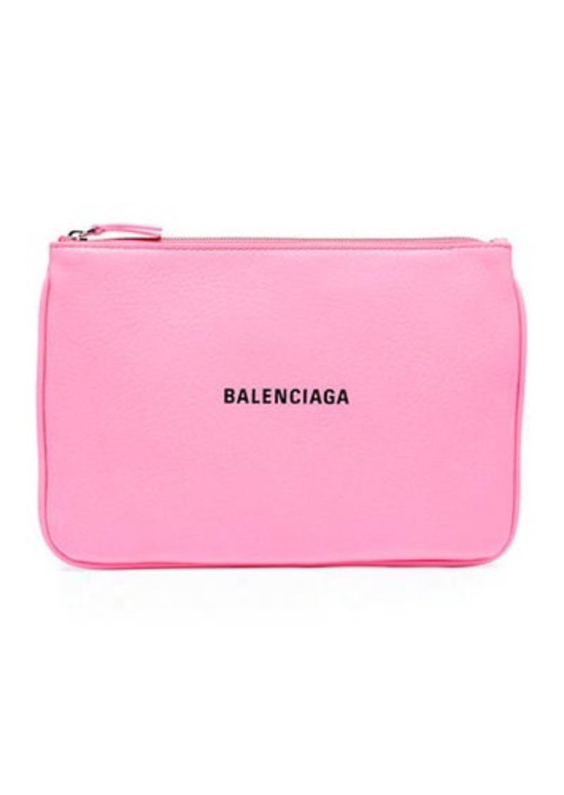 Balenciaga Everyday Large Zip Card Case