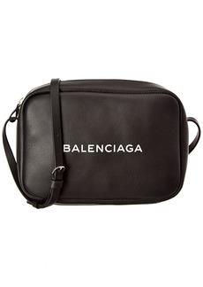 Balenciaga Everyday Leather Camera Bag