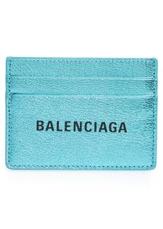 Balenciaga Everyday Leather Card Case