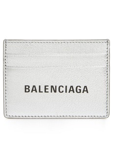 Balenciaga Everyday Leather Card Case