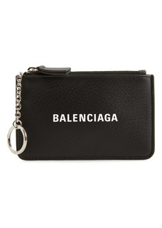 Balenciaga Everyday Leather Coin Purse