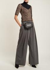 Balenciaga Everyday leather cross-body bag