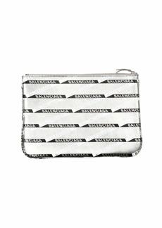 Balenciaga Everyday Logo Clutch Bag