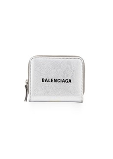 Balenciaga Everyday Mini Zip Wallet