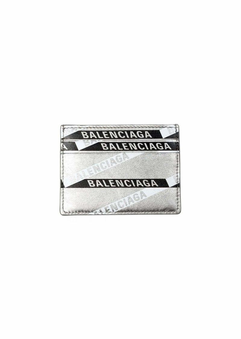 Balenciaga Everyday Multi Logo Card Case