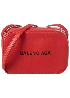Balenciaga Everyday Small Leather Camera Bag