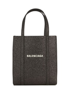 Balenciaga Everyday Tote Xxs Aj Glitter